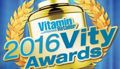 2016 Vity Award